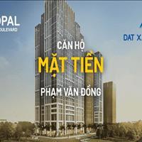 Mở bán căn hộ đợt đầu tiên Opal Boulevard mặt tiền Phạm Văn Đồng, 70 - 85m2, gía chỉ 29-32 tr/m2