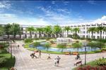 Loại hình phát triển của dự án gồm biệt thự, nhà liền kề, shophouse đem đến không gian sống thư giãn cho cư dân khi mật độ lô nền khi được xây dựng chỉ chiếm 20,53%.