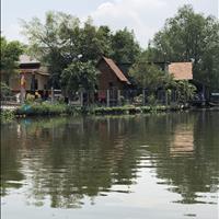 Biệt thự vườn ven sông Nhơn Trạch giá cực rẻ chủ cần tiền bán gấp, sổ riêng
