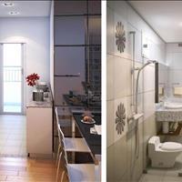 Cho thuê căn hộ Lữ Gia Plaza, diện tích 100m2, 3 phòng ngủ, giá 13 triệu/tháng