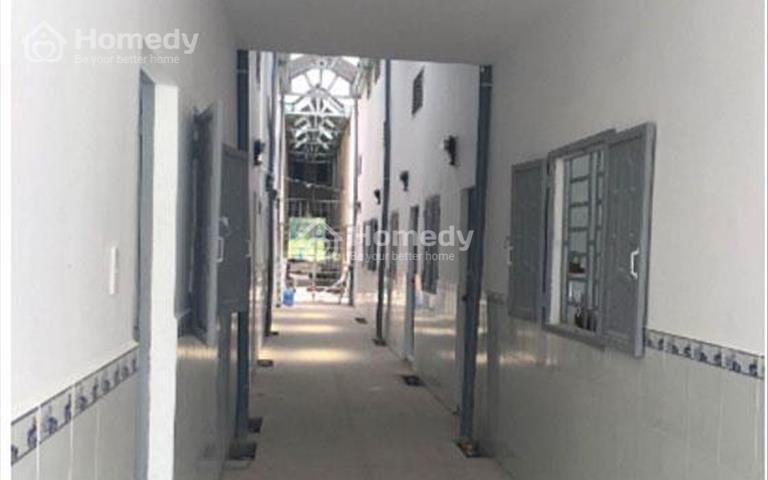 Cần bán gấp dãy trọ, 12 phòng, đường Lê Thị Kim, Hóc Môn, giá 680 triệu