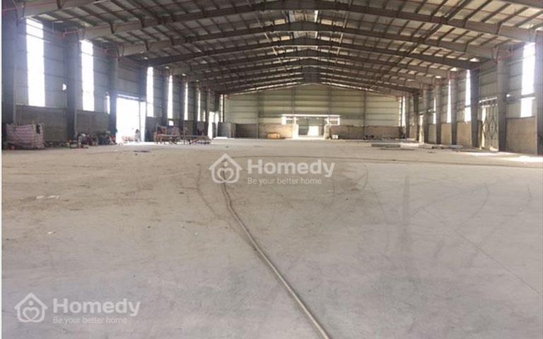 Cho thuê kho xưởng diện tích 8000m2 khu công nghiệp Quế Võ 1, Bắc Ninh