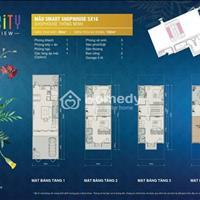 Bán nhà phố SimCity gần khu Công Nghệ Cao Quận 9, giá bán 3.95 tỷ
