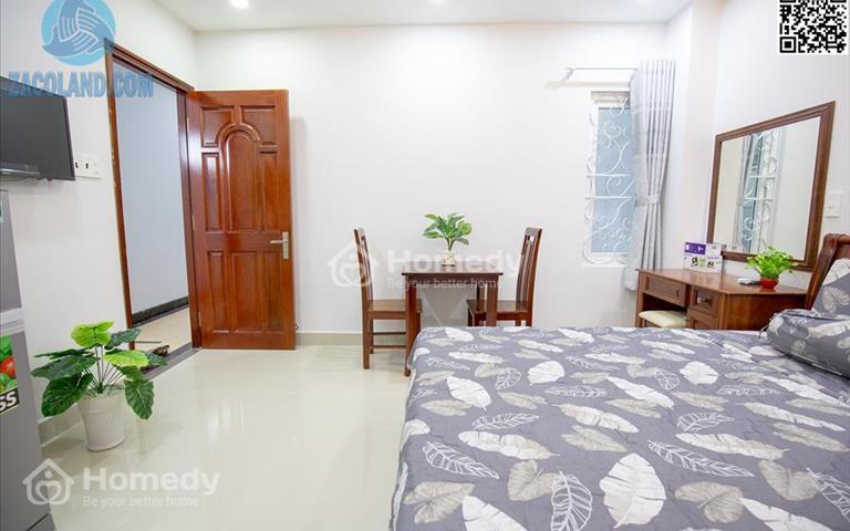 Cho thuê căn hộ cao cấp mới xây đường Hoàng Sa, Quận 3, gần Coop Mart Nhiêu Lộc