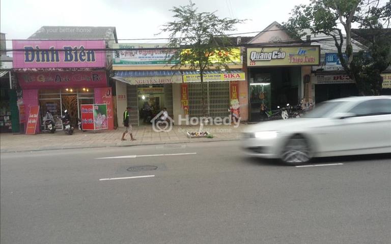Cho thuê nhà mặt tiền đường Phan Chu Trinh, diện tích 200m2