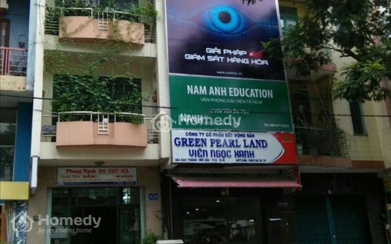 Cho thuê nhà mặt tiền Nguyễn Tri Phương, quận 10, giá 55 triệu/tháng