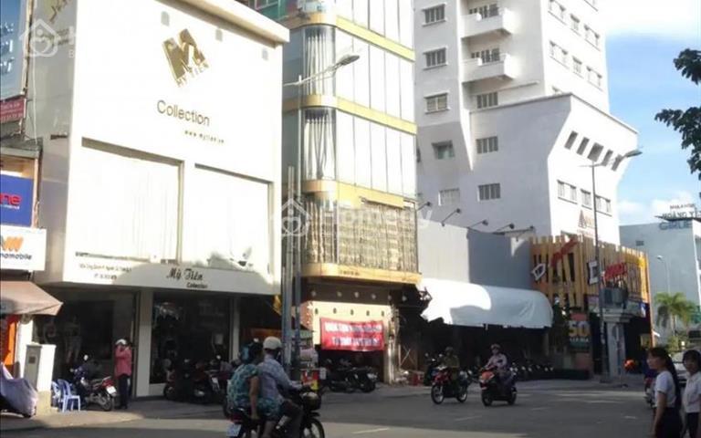 Cho thuê nhà mặt tiền đường Nguyễn Tri Phương, giá 54 triệu/tháng