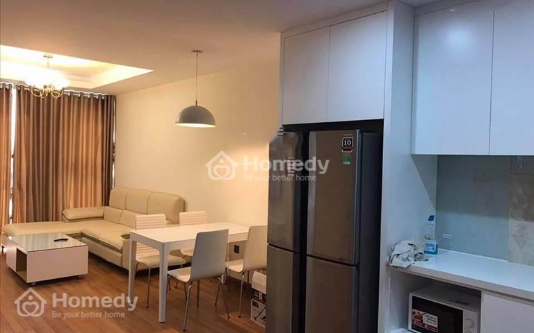 Cho thuê căn hộ 8X Đầm Sen, Tân Phú, 52m2, 1 phòng ngủ