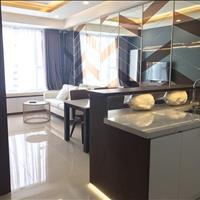 Cho thuê căn hộ River Gate 2 phòng ngủ, 2wc view Bitexco, full nội thất sang trọng giá 17tr/tháng