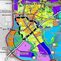 Đón sóng bất động sản đầu tư - chân cầu sông Chanh, phường Nam Hòa, thị xã Quảng Yên, Quảng Ninh
