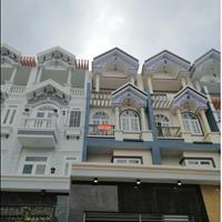 Cần bán gấp nhà mới xây 4 tấm, sổ hồng riêng, 1 sẹc Võ Văn Vân, gần công ty Dapha