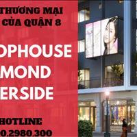 Chương trình ưu đãi khủng Shophouse Diamond Riverside mặt tiền Võ Văn Kiệt giá chỉ 29 triệu/m2