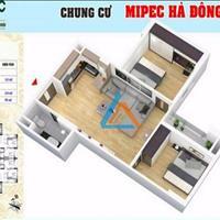Chính chủ cho thuê căn hộ Mipec City View, 55m2, 2 phòng ngủ, nội thất đủ, giá 5 triệu/tháng