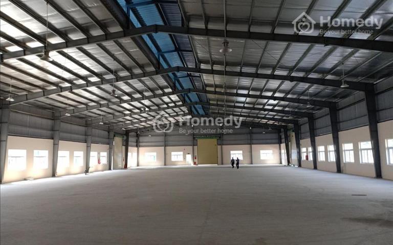 Cho thuê kho, xưởng khu công nghiệp Nhơn Trạch, Đồng Nai