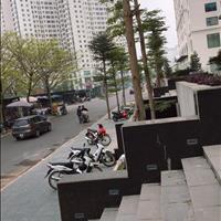 Bán sàn thương mại tầng 1 chung cư mặt đường Phạm Văn Đồng chỉ 2,2 tỷ/gian