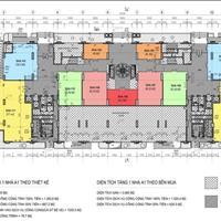 Mở bán sàn thương mại tầng 1 - 2 - 3 làm văn phòng, thương mại, dịch vụ
