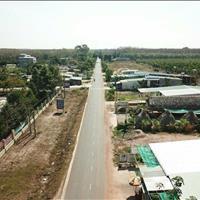 Đất giá rẻ ngay khu công nghiệp Becamex, 460 triệu, 1000m2 sổ hồng riêng công chứng trong ngày
