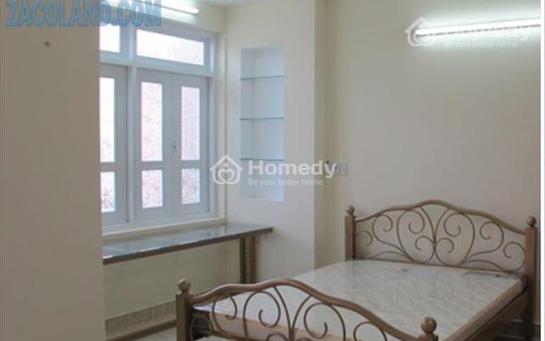 Căn hộ bình dân tại quận 1, full nội thất, gần chợ Tân Định, rộng rãi, thoáng mát, ban công