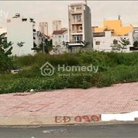 Cần bán lô đất view công viên khu dân cư Bình Lợi - Đường nhựa 12m, sổ hồng riêng, xây dựng tự do