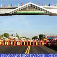 Bán đất nền thổ cư 100m2, diện tích (5x35m) giá 360 triệu, mặt tiền nhựa tại Gò Dầu, Tây Ninh
