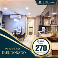 Chung cư D'. El Dorado Hồ Tây ra mắt căn hộ Limo chỉ 1.5 tỷ đầu tư sinh lời cao