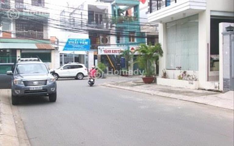 Bán nhà mặt tiền đường nhánh Dương Bá Trạc, phường 1, quận 8