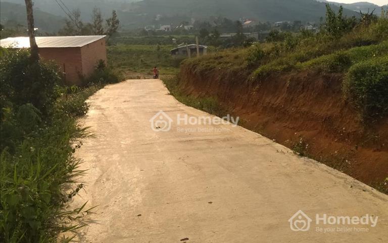 Khu nghỉ dưỡng 8000m2 mặt tiền đường bê tông khu dân cư, view đồi suối