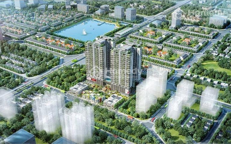 Bán gấp 5 căn hộ ngoại giao chung cư 6th Element Tây Hồ - Rẻ hơn 300 - 600 triệu so với thị trường