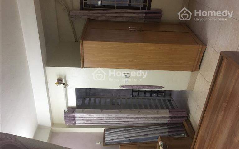 Cho thuê căn hộ 45m2, 1 phòng khách, 1 phòng ngủ, ngõ 7 Nguyễn Khánh Toàn, 5,3 triệu/tháng