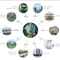 Roman Plaza sở hữu căn hộ full nội thất cao cấp 2 phòng ngủ 74m2, 1,85 tỷ, 3 phòng ngủ 105m2 2.6 tỷ