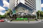 An Bình Plaza mang ý tưởng đổi mới, nâng cấp không gian sống bằng một không gian đệm cho việc chiêm nghiệm và trở về với thiên nhiên giữa lòng đô thị.