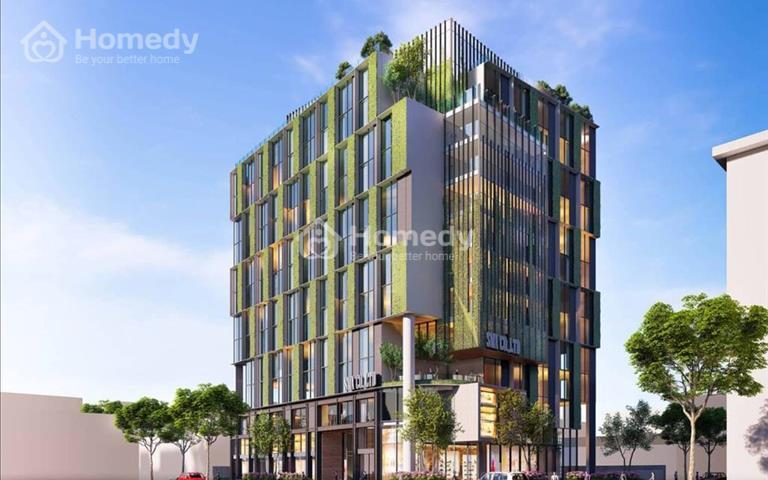Căn hộ full nội thất giá 1,3 tỷ gần công viên Gia Định Phú Nhuận, view đẹp, 2 mặt tiền, trả góp 60%
