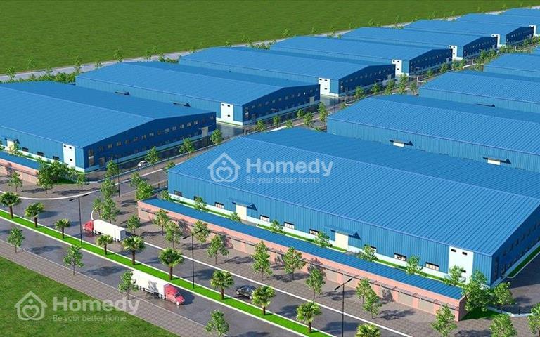 Cho thuê nhà xưởng tại khu công nghiệp Vân Trung - Bắc Giang