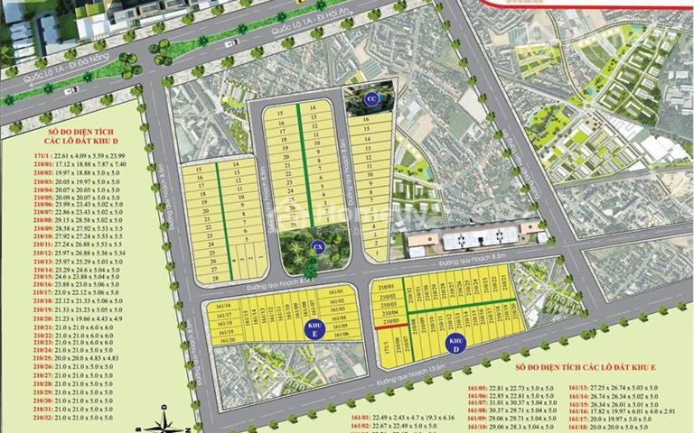 Đất Điện Thắng Bắc sát Quốc lộ 1A đã có sổ đỏ giá đầu tư rẻ nhất thị trường
