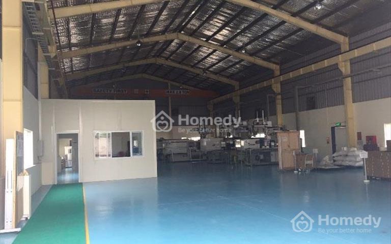 Cho thuê kho xưởng diện tích 2000m2, khu công nghiệp Quế Võ, Bắc Ninh