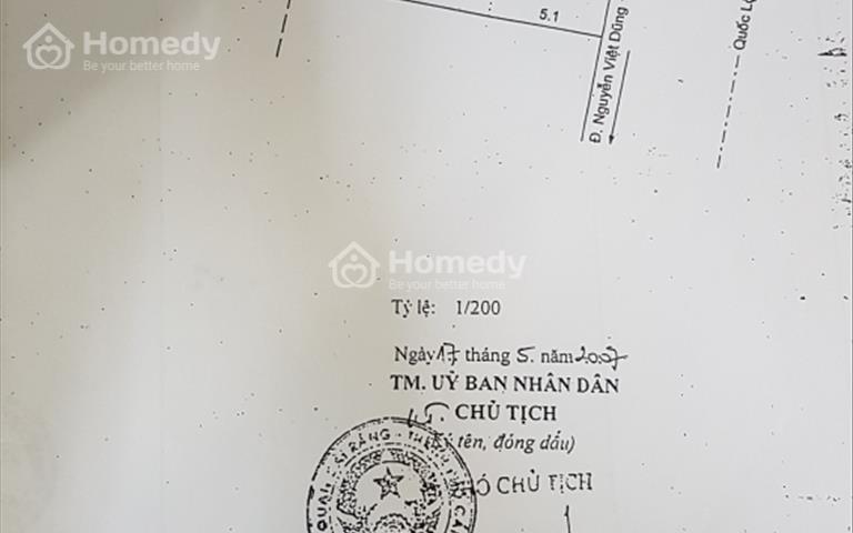 Nhà mặt tiền rộng 6,85m đường Phạm Hùng, diện tích lớn 625m2