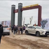Bán đất Yên Phong liền kề khu công nghiệp Vsip 2 Bắc Ninh giá 14 triệu/m2