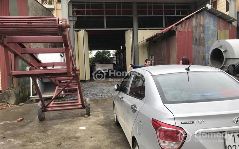 Bán 1000m2 nhà xưởng mặt đường 6 tại Chương Mỹ, Hà Nội, vị trí thuận tiện, mặt tiền rộng