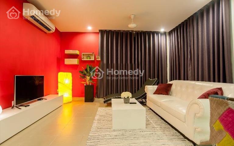 Cho thuê căn hộ chung cư Phú Thạnh Apartment 100m2, giá 10 triệu/tháng