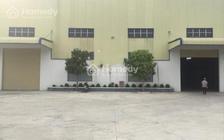 Cho thuê nhà xưởng khu công nghiệp Hải Sơn 8600m2, nhà xưởng 5300m2, văn phòng 224m2