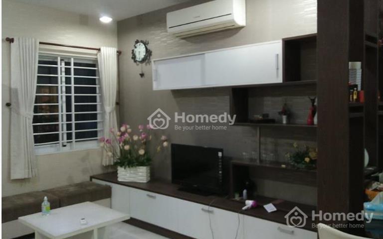 Cho thuê căn hộ Phú Thạnh Apartment 3 phòng ngủ, 110m2, giá 11 triệu/tháng