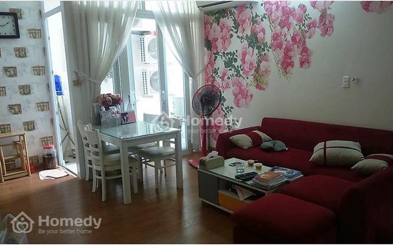 Cho thuê căn hộ 2 phòng ngủ full nội thất chung cư Hà Đô Nguyễn Văn Công giá chỉ 13 triệu/tháng