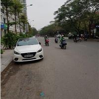 Cho thuê 1 tầng nhà mặt phố Nguyễn Công Thái, 30m2, mặt tiền 4m, đường 12m, vỉa hè 4m, giá 6 triệu