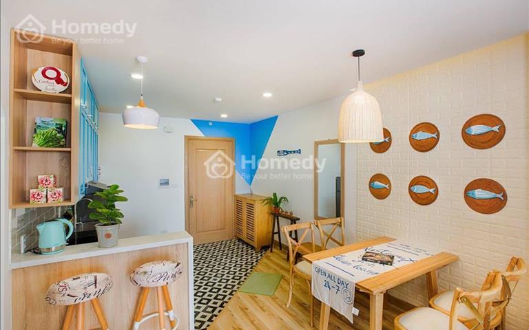 Chuyên cho thuê căn hộ Mường Thanh Luxury view biển đẹp