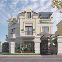 Dự án An Lạc, khu đô thị Vân Canh, Hoài Đức, những lô ngoại giao liền kề, Shophouse mặt đường 58m