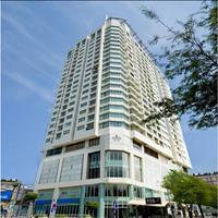 Cho thuê căn hộ Tản Đà lầu cao, view đẹp, 74m2, 2PN, 2 toilet, đầy đủ nội thất, giá 14 triệu/tháng