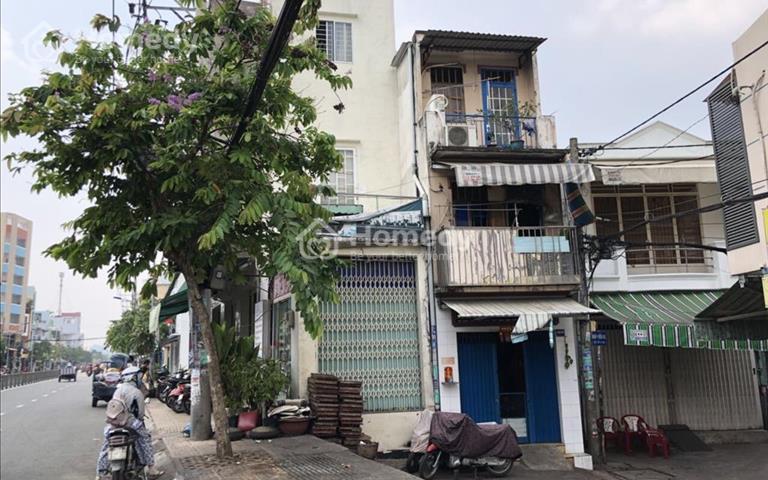Bán nhà 2 mặt tiền đường Phạm Văn Chí, quận 6, 4,5 x 8,5m, chỉ 4,2 tỷ