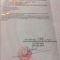 Nhà bác mình có mảnh đất ở Hoàng Phan Thái, Bình Chánh, Hồ Chí Minh cần bán