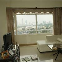 Cho thuê căn hộ Nguyễn Văn Đậu, Phú Nhuận, lầu cao, view đẹp, 90m2, 2 phòng ngủ, nội thất cao cấp