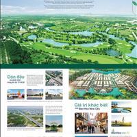Chỉ 20 triệu/m2 sở hữu đất nền sổ đỏ khu đô thị Biên Hòa New City, hạ tầng hoàn thiện 3 mặt sông